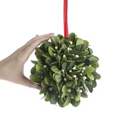 Mistletoe Ball Decoration
