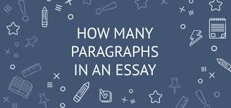 Does An Essay Have Paragraphs Paragraphs How Many Of Them Are There In An Essay