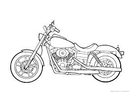 Harley davidson clipart