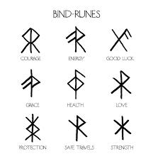 Nornir Bind Rune Talisman Custom Bespoke Sustainable Silver