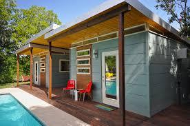 tiny backyard home office. Fashionable Design Ideas Prefab Backyard Guest House 14x14 Modern Studios W Breezway Kanga Room Systems Models Tiny Home Office