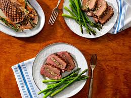 stuffed and seared duck ts