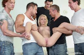 My Very First Time Rachel James in Rachel s First Gangbang My.
