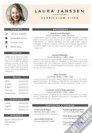 English Curriculum Vitae 10 Curriculum Vitae In English Etciscoming