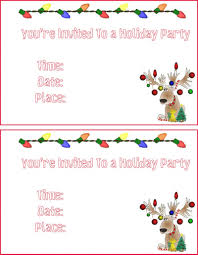 printable christmas party invitations templates info 600428 christmas party templates invitations