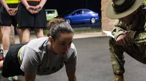 Army Pt Standards Female Chart Female Pushup Standards Apft Standards