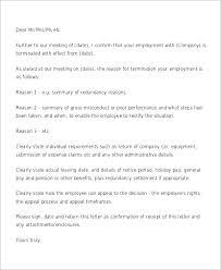 Employee Separation Letter Onweb Pro