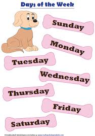 Days of the Week Worksheets   Mamas Learning Corner besides Days of the Week Worksheet   Fill in the Blank   Have Fun Teaching likewise FREE Days of the week wheel   Wheels  English and School as well Best 25  Free days of the week printables ideas on Pinterest in addition  also  besides  further 20 best Preschool activities images on Pinterest   Day care furthermore Days of the Week Printables   Tot School   Pinterest   School also  likewise Card games for kids learning English   Days of the Week. on learn the days of week preschool worksheet