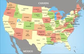 us map state capitals and major cities  justinhubbardme