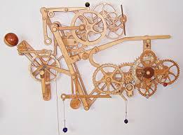 celestial mechanical calendar and orrery plans