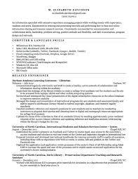 Resume M Elizabeth Davidson