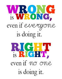 Morals Quotes And Sayings