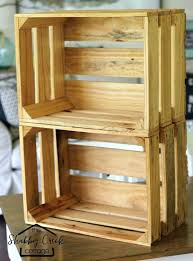 crate wall shelves wooden cra next i see wood cras at the flea market definily grabbing crate wall shelves wooden