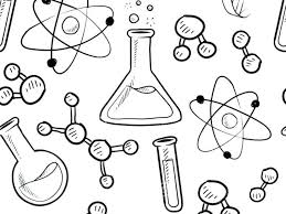 Science Coloring Pages For Adults High School Kindergarten Page