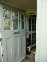 Door Idea For The Back Door From Extension Farrow And Ball Pigeon - Farrow and ball exterior colours
