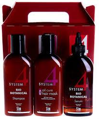 SIM SENSITIVE <b>Комплекс от выпадения волос</b> / SYSTEM 4 3*200 ...