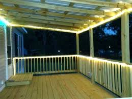 deck lighting ideas pictures.  Lighting Deck Railing Lights Ideas Rope Lighting Large Size  Of Garden   And Deck Lighting Ideas Pictures