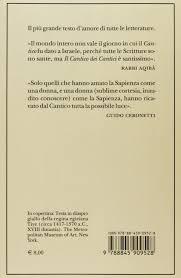 Il Cantico dei cantici: Amazon.it: G. Ceronetti: Libri