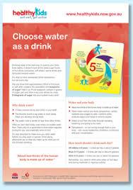 Healthy Kids Choose Water As A Drink