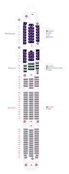 the seat map on virgin australia s reconfigured boeing 777 300er virgin australia