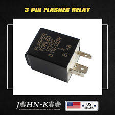 led flasher led indicator bulbs 3 pin black abs fix flash rate turn signal flasher relay