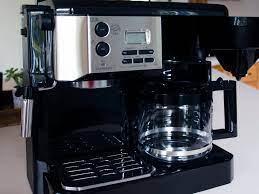 Delonghi ecam22110sb compact automatic cappuccino, latte and espresso machine. Delonghi Bco430 Review Brews Big Batches At A Price