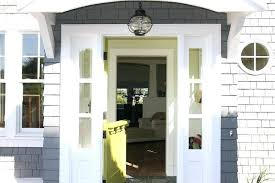 R Outdoor Front Door Lights Architecture Porch Attractive Best  Midway Exterior Lamps Images On Cabana