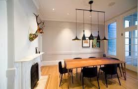 deer antler chandelier dining room contemporary with animal head modern pendant lights