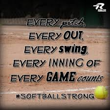 Ringor Softball Quotes Gallery Softball Chatter Softball Amazing Pinterest Softball Quotes