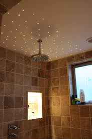 wet room lighting. Safe, Low-maintenance Mood Lighting Is Provided By This Fibre Optic Star Ceiling Display In The Wet Room. Fact, There\u0027s No Reason Why Optics Room