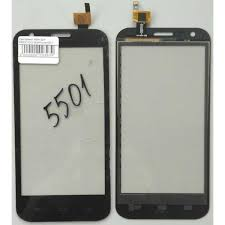 PRESTIGIO MultiPhone 5501 Duo Black