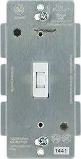 ge 45604 wave. GE AddOn Switch Toggle Style For ZWave ZigBee Ge 45604 Wave