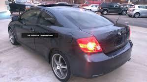 2005 Scion Tc Base Coupe 2 - Door 2. 4l Flint Mica Gray 05 Toyota