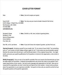 Gallery Of Cover Letter Salutation