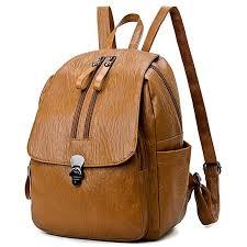 brand women flap backpack fashion women bag high quality pu leather two vertical zippers bookbag laptop for teenage girls running backpack osprey backpack