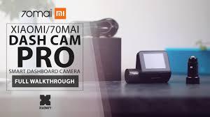 Xiaomi/<b>70Mai Dash Cam</b> Pro [Xiaomify] - YouTube