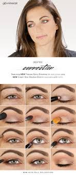 warm copper fall makeup tutorial 1