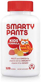 SmartyPants Kids Formula Daily Gummy Multivitamin ... - Amazon.com