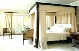 Canopy Bedding Top Twin Size Canopy Bed Canopy Bed Cover Canopy Bed ...