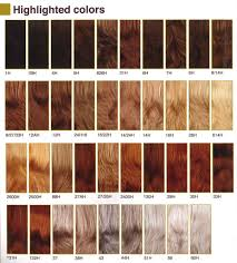 Wig Color Chart Henry Margu Wigs Color Chart Sbiroregon Org
