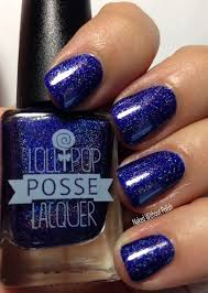 Lollipop Posse Lacquer Women Of Words Collection Swatch And Review Naked Without Polish