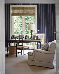 wallpaper for home office. homeofficestudynavywhitestripewallpaperblack wallpaper for home office e