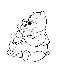 Small Picture Coloring Pages Winnie the Pooh Animated Images Gifs Pictures