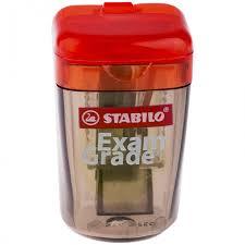 <b>Stabilo Точилка пластиковая</b> Exam Grade 1 отверстие ...