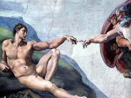 michelangelo one of his most famous paintings but only one of who knows how