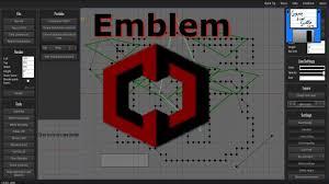 Emblem Digital Graph Paper For Game Design Youtube