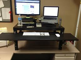every stand up my take on the ikea hack stand up desk
