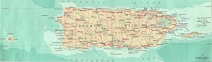 puerto rico maps  perrycastañeda map collection  ut library online