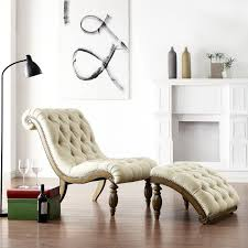 Chairs, Chase Lounge Chairs Tufted Chaise Lounge White Color Indoor And  Legchair Carved And Standing