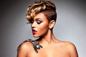 Hair Style For Women short shaved and curly hairstyle for women amazing shaved 3183 by wearticles.com